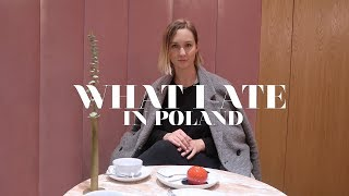 Download What I Ate In Poland Video