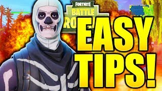 Download HOW TO BE A FORTNITE GOD EASY! FORTNITE TIPS AND TRICKS HOW TO GET BETTER AT FORTNITE! Video