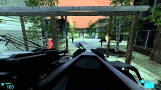Download Half Life 2 Mod - Human Error APC Ride Video