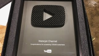 Download New YouTube Play Button - Carbon Fiber Video