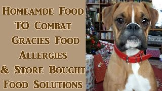 Download Gracies Allergies, Homemade Made Food & Commerical Food Solutions Video