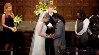Download Mom Reveals Bias After Daughter's Interracial Wedding Video