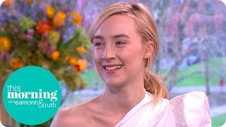 Download Saoirse Ronan Reveals How Her Name is Actually Pronounced! | This Morning Video