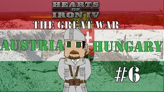 Download Great War MP - Hearts of Iron 4 Austria Hungary - Part 6 - [HOI4] Video