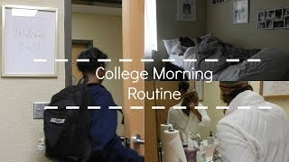 Download My REAL College Morning Routine Video