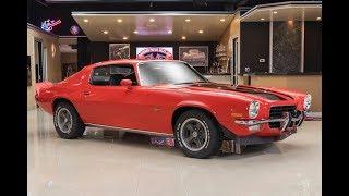 Download 1973 Chevrolet Camaro For Sale Video