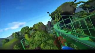 Download Planet Coaster - Pandora, The World of Avatar Video
