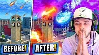 Download *NEW* METEOR SECRET FOUND in Fortnite: Battle Royale! Video