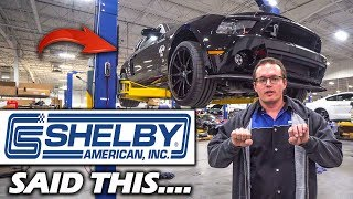 Download Here's Why SHELBY Will FIX My GT500 Super Snake... And NOT FORD Video