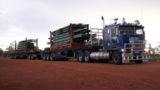 Download Why Do Aussie Trucks Have Bullbars? Video