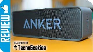 Download 24 horas de música con Anker SoundCore - ¿Mejor calidad precio en altavoz bluetooth del mercado? Video