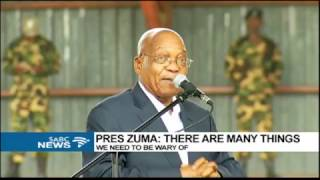 Download President Zuma calls for more unity with the party's alliance partners Video