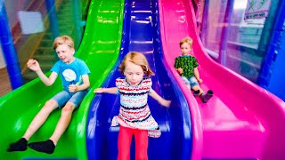 Download Indoor Playground Fun with Family Playlab Video
