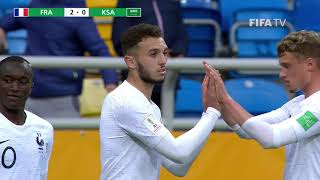 Download MATCH HIGHLIGHTS - France v Saudi Arabia - FIFA U-20 World Cup Poland 2019 Video