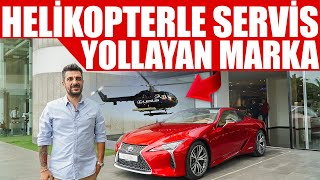 Download Helikopterle Servis Yollayan Marka | Lexus Video