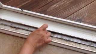 Download How to clean Sliding Door or Window tracks Video