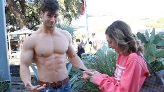 Download Do Women Want Men With Six Pack Abs? CONNOR MURPHY Finds Out The Truth! Video