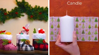Download 10 Amazing Holiday DIYs and Hacks!! DIY Christmas Decoration Ideas by Blossom Video
