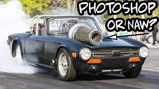 Download Fast Eddie and his Triumph Powered TURBO! Video