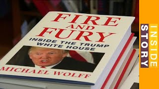 Download 🇺🇸 Why has 'Fire and Fury' angered Trump so much? | Inside story Video