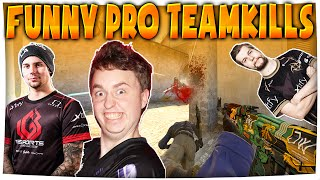 Download CS:GO - Funny PRO Teamkills ft. f0rest, GeT RiGhT, dennis & More! Video