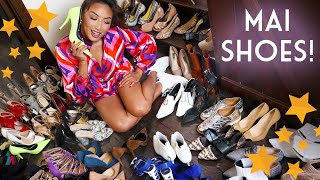Download My Luxury Shoe Collection + Try On Video