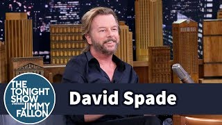 Download David Spade Realized His Home Was Burgled When He Reached for His Shotgun Video