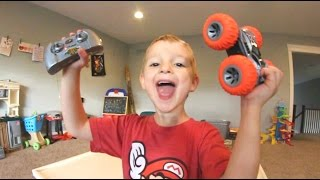 Download Father & Son GET CRAZY RC CAR! Video