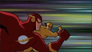 Download The Flash & Batman vs Reverse Flash Video