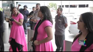 Download Florida Tassa Girls Welcomes the PM of T&T to Ft. Lauderdale. Video