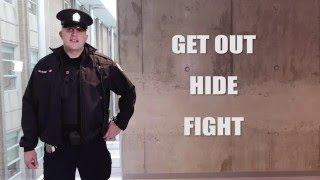 Download Violent Person on Campus: Know You Can Survive Video