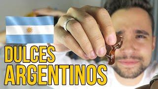 Download ¡Probando DULCES ARGENTINOS con LAURY WHAT! | EXPCASEROS Video