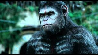 Download Best Scene in ″Dawn of the planet apes″ Video