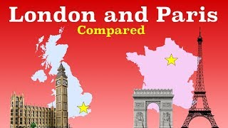 Download London and Paris Compared Video