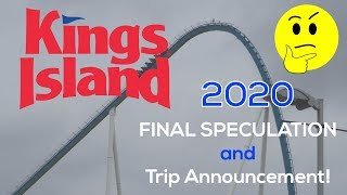 Download Kings Island GIGA Announcement FINAL Speculation and Trip Announcement! Video