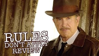 Download Rules Don't Apply Review - Lily Collins, Alden Ehrenreich, Warren Beatty Video
