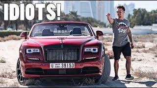 Download IDIOTS GO HYPERCAR SHOPPING: DUBAI EDITION Video