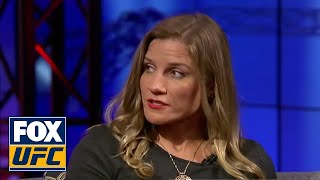 Download Montana Stewart and Barb Honchak break down their fights | TUF Talk Video
