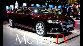 Download TECHNOLOGY : 2018 AUDI A8 l Overview & Animation (ENG) Video