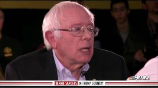 Download Bernie Sanders: Donald Trump Supporters Aren't 'Deplorables' Video