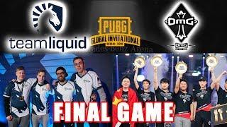 Download PUBG - Team Liquid Wins Final Game - PUBG Global Invitational Tournament Winner Team OMG! Video