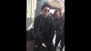 Download Kris Wu's reaction when the fan told him he was older than them Video