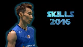 Download Lee CHONG Wei ● SKILLS ● 2016 Badminton Male Player of the Year Video
