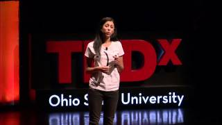 Download Happier in 5 Minutes | Ida Abdalkhani | TEDxOhioStateUniversity Video