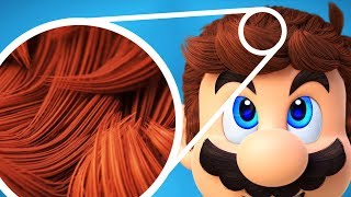 Download The Problem with Mario's Hair Video