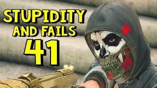 Download Rainbow Six Siege | Stupidity and Fails 41 Video
