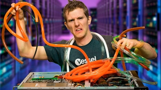 Download Watercooled, Overclocked SERVER Build! Video
