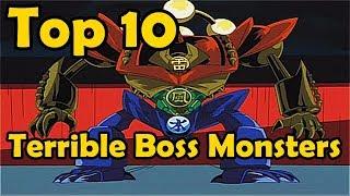 Download Top 10 Terrible Boss Monsters in YuGiOh Video