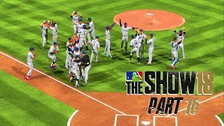 Download MLB 18 Road to the Show - Part 16 - CHAMPIONSHIP SERIES Video
