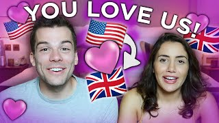 Download 🇺🇸 Why Americans LOVE British People! 🇬🇧 Video